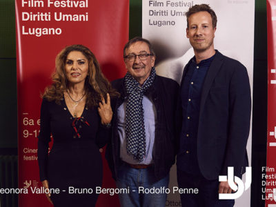 incontro e dibattito giovedì 10.10.2019 al Festival dei Diritti Umani di Lugano con Eleonora Vallone, direttrice Artistica di Aqua Film Festival.